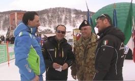 L'Esercito conquista i turisti di Roccaraso