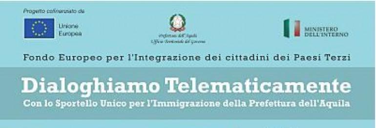 """""""Dialoghiamo telematicamente"""", convenzione tra Csvaq e provincia"""
