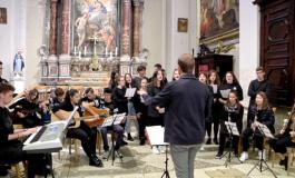 Progetto musicale scuola, studenti del Patini Liberatore impegnati nell'orchestra