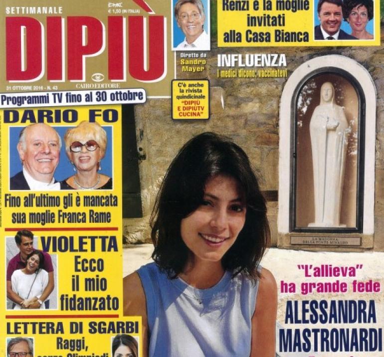Villa Canale, nel mirino del Vaticano la Madonna di Fonte Miraldo