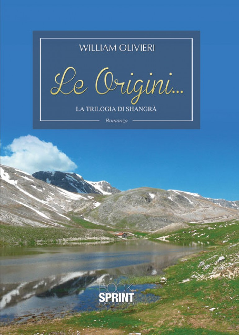Esce in libreria 'Le origini', il romanzo di William Oliveri