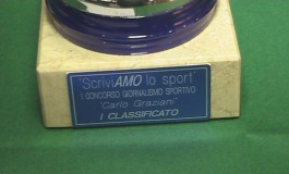 """Castel di Sangro applaude ai vincitori di """"Scriviamo lo Sport"""""""
