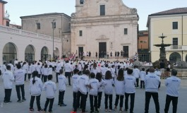 Coppa Belardinelli 2021 Castel di Sangro, cerimonia di apertura della XXII edizione