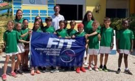 Coppa delle Province a Castel di Sangro, scuole tennis motore del Sistema Italia