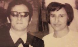 Agnone, Nozze d'oro per Peppé e Maria Antonietta