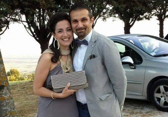 Nozze - Auguri agli sposi Christian e Francesca