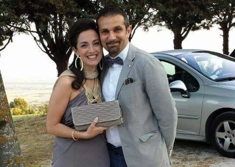 Nozze – Auguri agli sposi Christian e Francesca