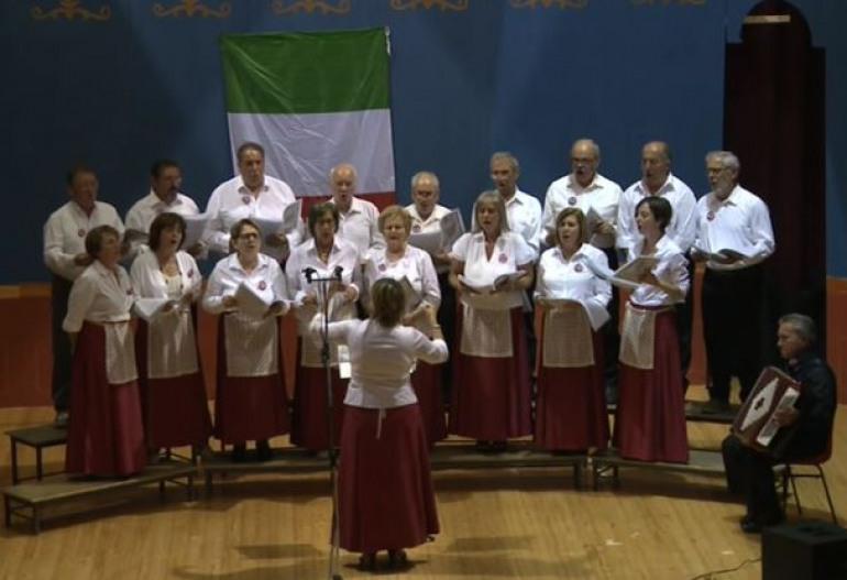 'Donna de Paradiso', a Roccaraso la rappresentazione sacra dell'associazione corale Mannarelli