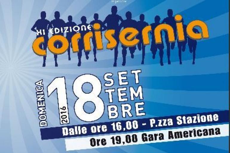 11^ edizione CorrIsernia, memorial 'Maurizio Di Placido'