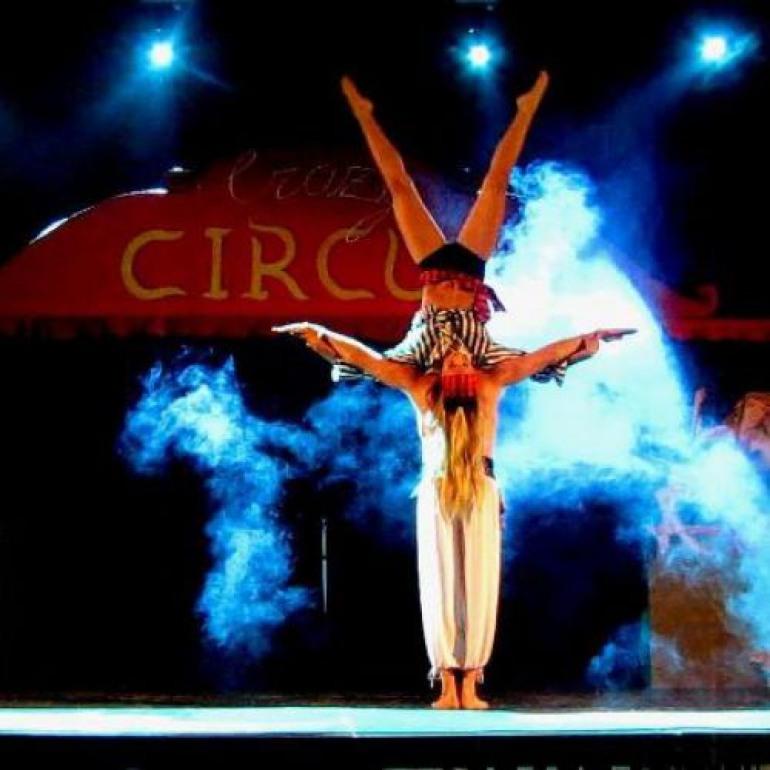 Campobasso, Crazy Circus alla concessionaria Frentauto