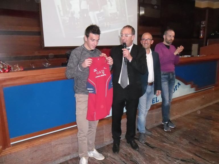 Atletica, Daniele D'Onofrio tra i favoriti ai campionati italiani