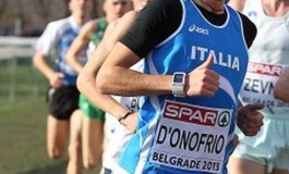 Scontrone, 'Nuova Atletica Isernia' mette a segno il colpaccio: soffia D'Onofrio all'Atletica Gran Sasso