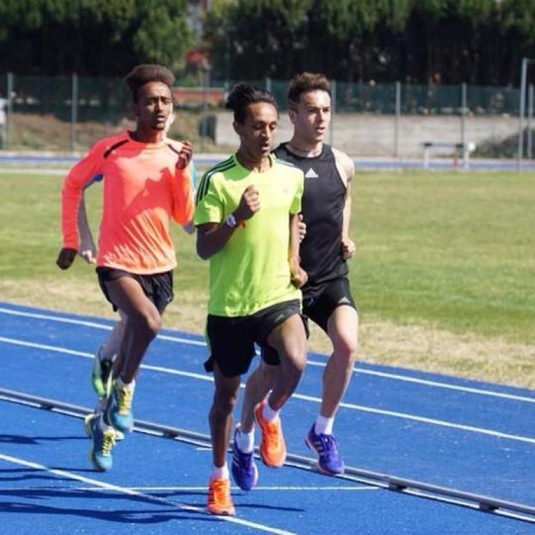Atletica, D'Onofrio punta ai campionati europei