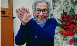 Civitella Alfedena, supercompleanno per Carmela De Santis: ha compiuto 101 anni