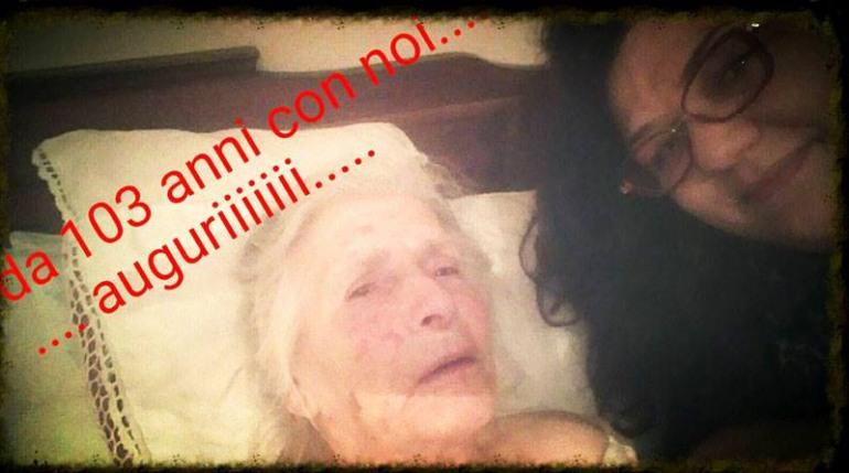 Vola in cielo nonna Dea: aveva 104 anni