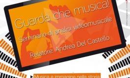 """Sulmona - """"Guarda che musica"""", il 16 maggio a scuola con Andrea Del Castello"""
