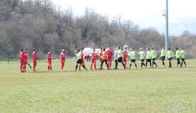 Calcio – Il Derby dell'Alto Sangro lo vince l'Atletico sul Montenero 3 – 0