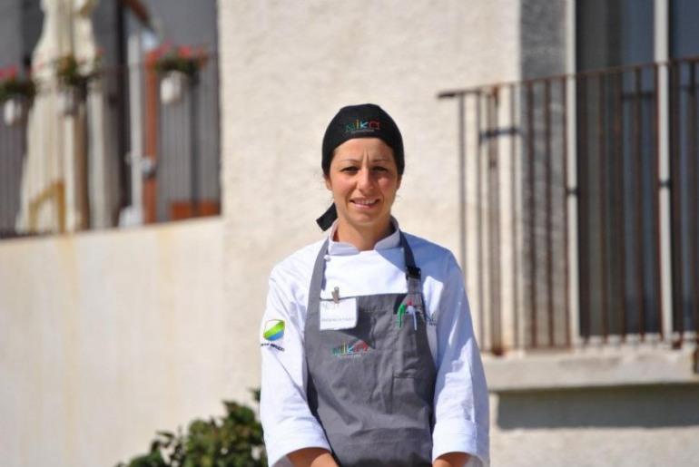 Expo 2015, Stefania Di Pasquo chef d'eccezione a Luglio
