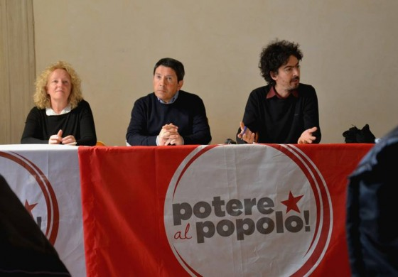 """Alto Sangro - Potere al Popolo, Di Pirro: """"Sconfitta storica del centro sinistra"""""""