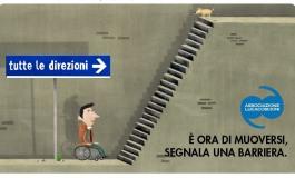 Segnala le barriere architettoniche della tua città/paese. Ecco come fare