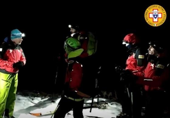 Dispersi sul Velino, a valle Majelama nessuna traccia delle 4 persone