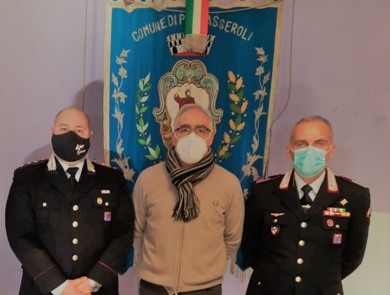 Domenico Palmieri nuovo Comandante della Stazione Carabinieri di Pescasseroli