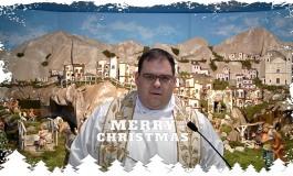 Buon Natale a tutti, gli auguri di Don Domenico Franceschelli