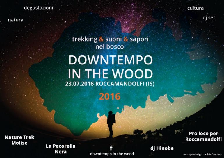 """""""Downtempo in the wood"""", un'escursione da sogno"""