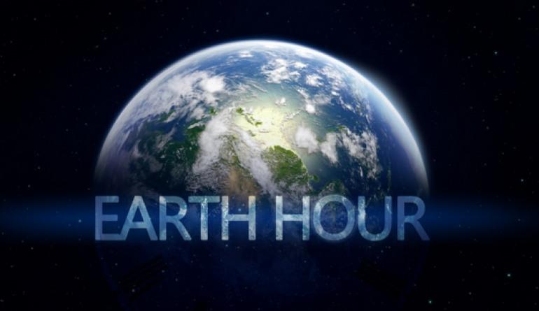 Earth Hour, un'ora per la terra, un'ora per l'italia