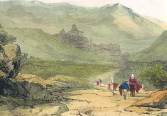 """Pizzoferrato, """"Italia Nostra"""" presenta il """"Viaggio nell'Abruzzo romantico di Lear"""""""