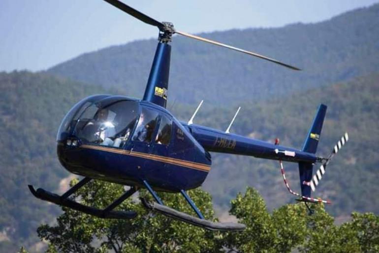 Alto Molise, il commissario Ferri ringrazia Falasca per la sorveglianza con l'elicottero
