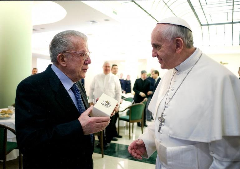 Agnone piange il prefetto del vaticano Enrico Marinelli