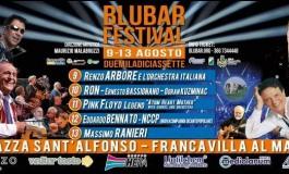 Francavilla al mare, Blubar Festival cambia location: 9 - 13 agosto piazza sant'Alfonso