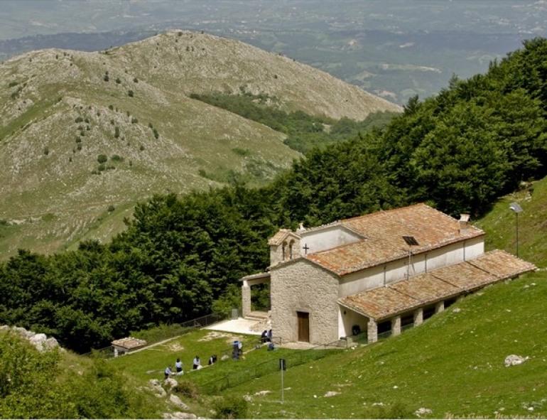 Eremiamo, sentiero turistico dei fedeli: nasce la partnership tra Abruzzo e Molise