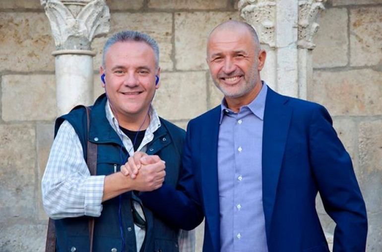 """Domenico Iannaccone torna su Rai Tre per """"I dieci comandamenti"""""""