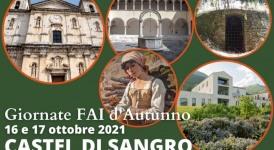FAI d'Autunno - Fondo Ambiente Italiano, i tre percorsi a Castel Di Sangro 2021
