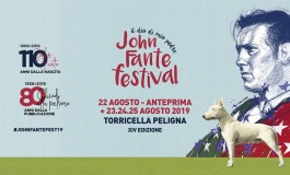 Torricella Peligna, Garner, Veronesi e Yvan Atal  ospiti del 'John Fante Festival'