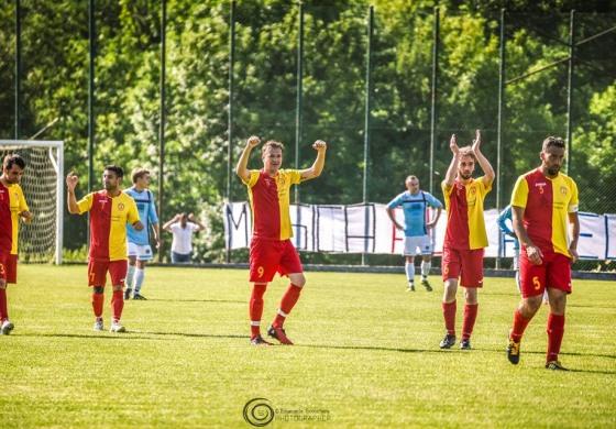 La finale play off tra l'Ala Fidelis e Castel di Sangro Cep 1953
