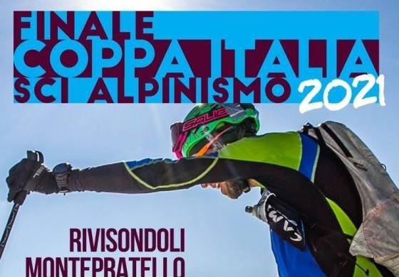Finale Coppa Italia Sci Alpinismo 2021 a Rivisondoli, 20 e 21 marzo a Montepratello