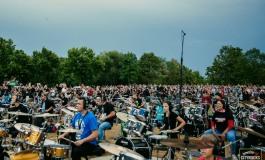 Flash Mob Music, 100+ musicisti a Castel di Sangro per una giornata memorabile