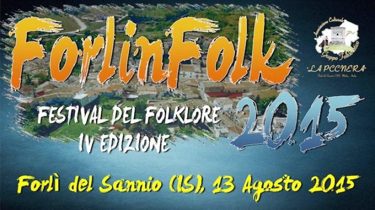 Forlì del Sannio, agosto a suon di folk