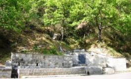Vandali in azione a Villa Canale di Agnone, se la prendono con fontana Minaldo