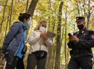 Monitoraggio faunistico a Castel di Sangro, 50 volontari per il progetto europeo LIFE ESC360