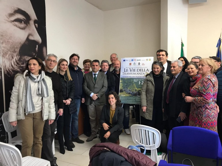 """""""Pastoralismo, Transumanze e Grandi Vie delle Civiltà"""" Workshop internazionale – San Giovanni Rotondo"""