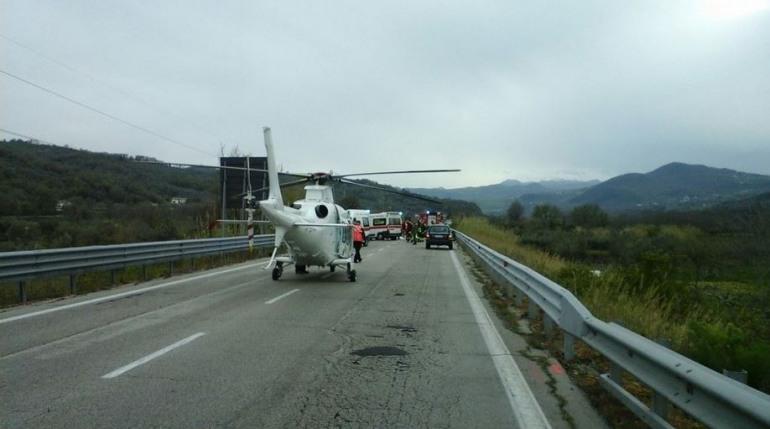 Incidente sulla Fondo Valle Sangro, un morto: la vittima è di Agnone