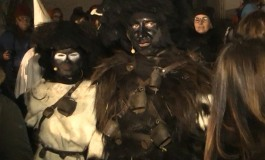 La leggenda dell'Uomo Cervo rivive a Castelnuovo a Volturno