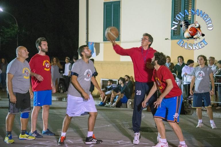"""Pallacanestro, 5^ edizione del """"Street basket 3 on 3 Castel di Sangro"""""""