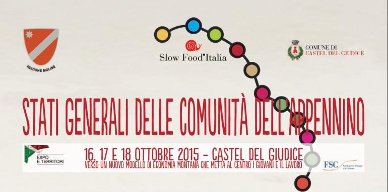 Castel del Giudice: focus sugli stati generali delle comunità dell'Appennino