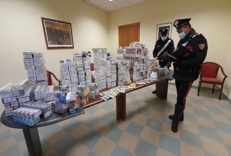 Furto tabaccheria Alfedena, arrestati due pregiudicati campani