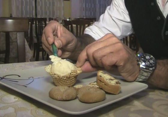 Birra artigianale, pesce e gelato il mix ideato dal genio chef di 'Ceccone'